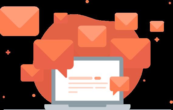 αποστολη newsletter email